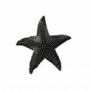 Hebilla Estrella de Mar Dorada